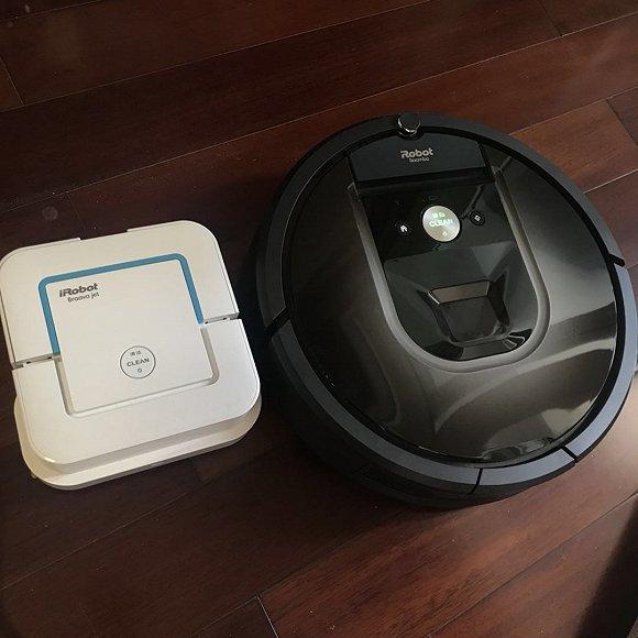 【玩物】我们试用了iRobot 两款机器人 发现不做扫擦一体机是有原因的
