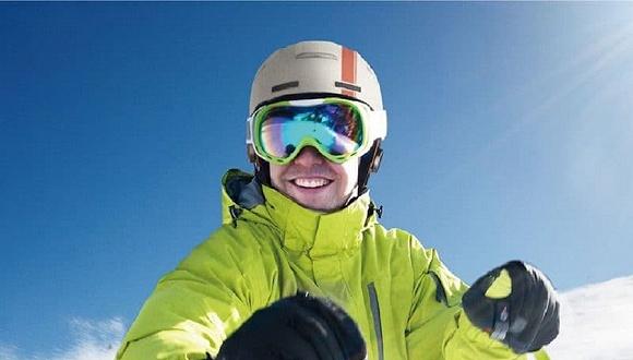 【玩物】去滑雪,戴个智能头盔会怎样?