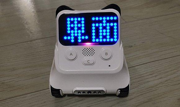 """【玩物】码农从娃娃抓起?机器人""""程小奔""""把编程变成游戏"""