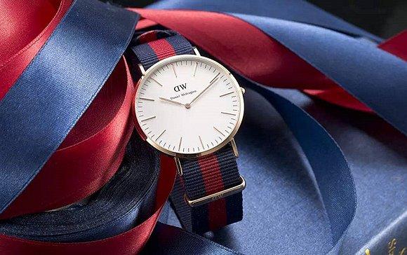 乔妹和金高银都戴的这个腕表品牌Daniel Wellington 能靠明星红多久