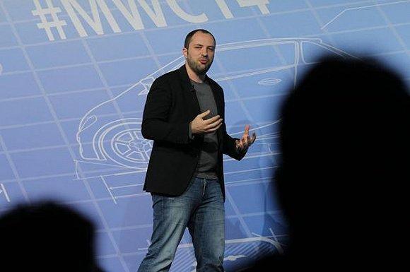 WhatsApp创始人将离开FB:走前获4.58亿美元股票奖励