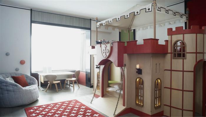 都说酒店亲子体验很重要,新加坡香格里拉推出超大亲子乐园及家庭客房