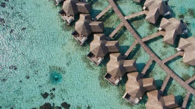 马尔代夫新花样,这样的酒店我能玩一年