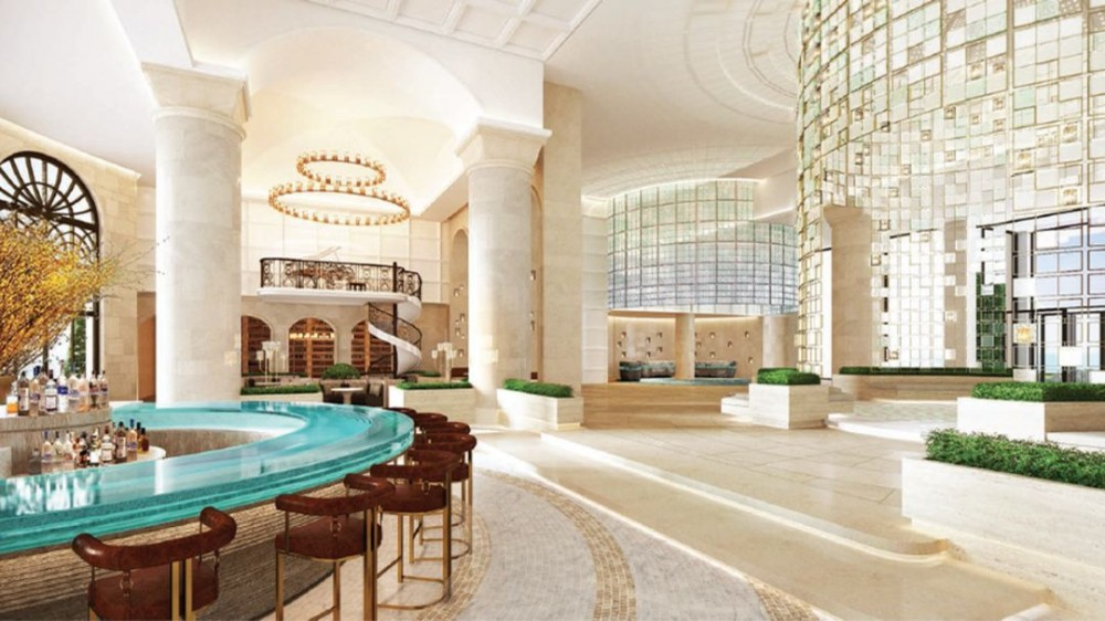 今年东北最值得期待的度假酒店即将开业,投资15亿,城堡造型成为全新地标!