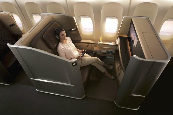 """猫途鹰公布2018年""""旅行者之选""""航空公司榜单,全球最佳花落新加坡"""
