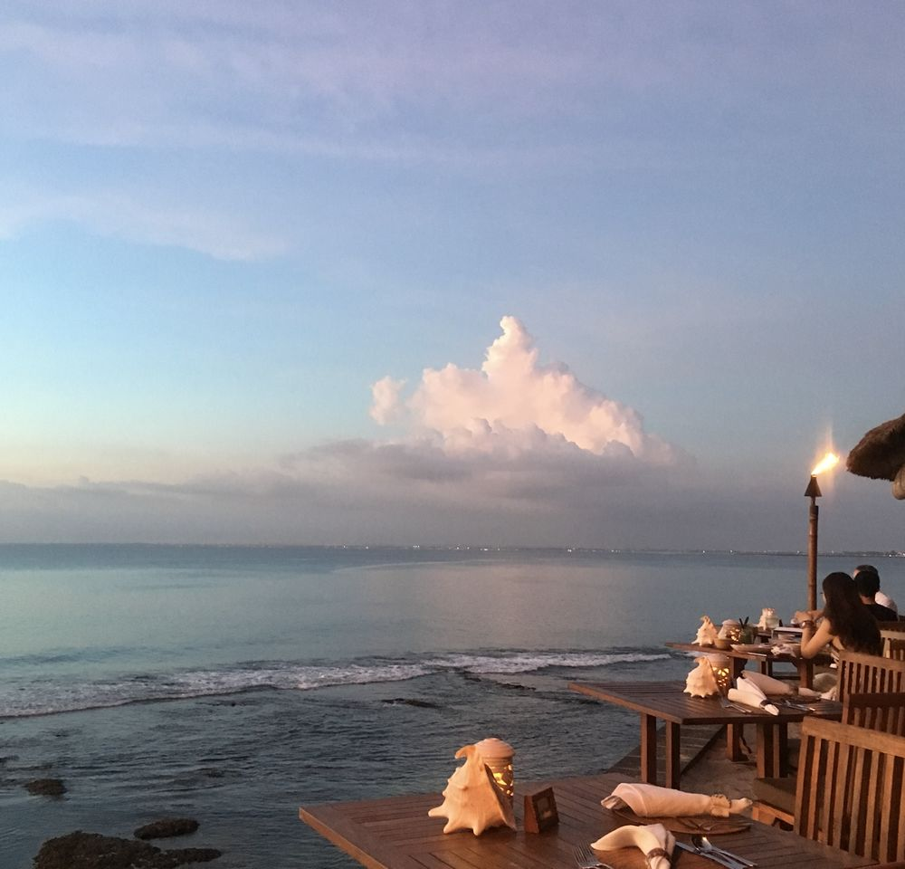 在巴厘岛就要这么浪,住Ayana居然还能瘦两斤!