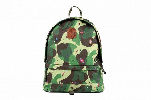 【是日美好事物】迷彩加太空配色的包包男女都喜欢 大友克洋式的犬之岛可以穿上身了