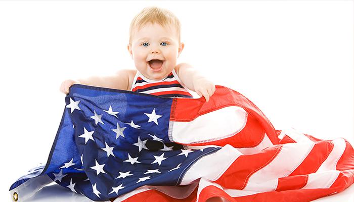 Emma和Liam取代Emily和Jacob :美国各州喜欢给宝宝取啥名?
