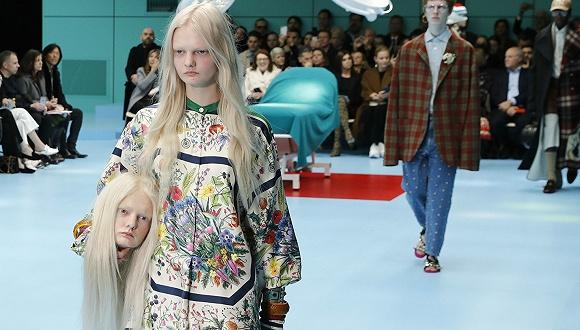 Gucci 2019春夏系列移师巴黎 继续向法国致敬