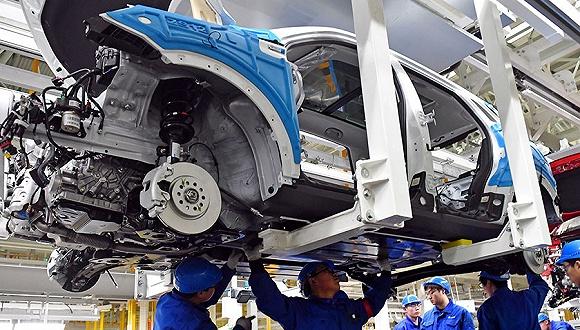 人民日报:股比放开 汽车业从大到强新起点