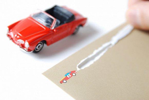 【是日美好事物】集俩热点于一身的Building Block包包 以及一打开就开车的创意信封